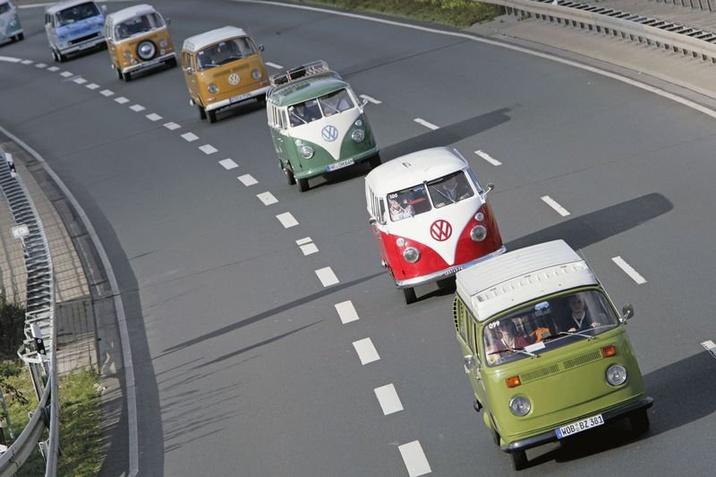 2022. nyár: A Volkswagen Haszonjárművek meghívja rajongóit a VW buszfesztiválra