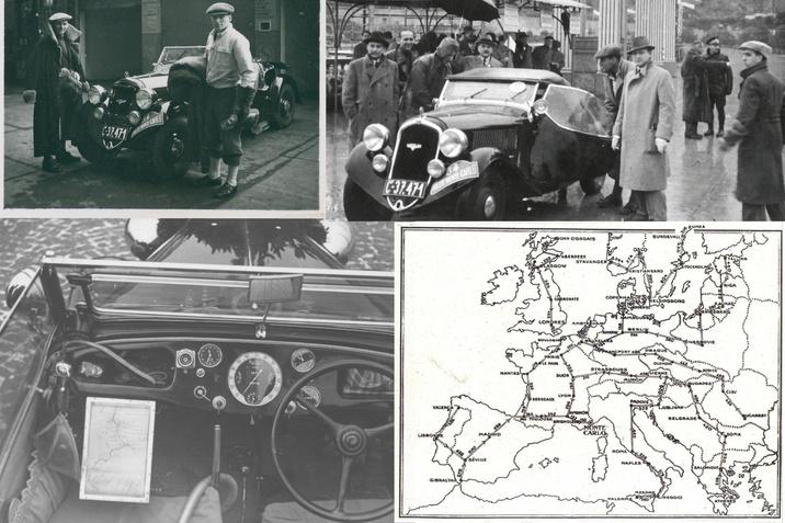 85 éve sikeres – A ŠKODA a Monte Carlo Ralin