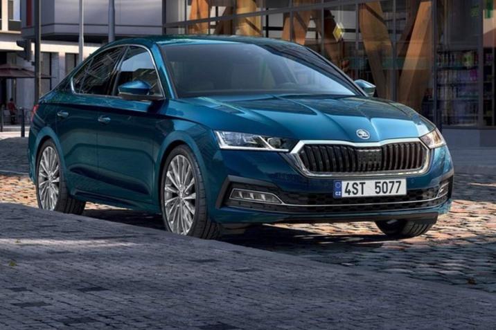 A legjobb autók között a Škoda Octavia