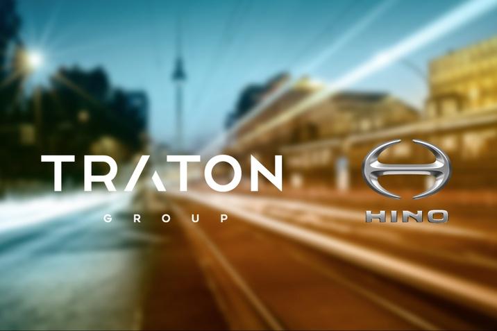 A TRATON és a Hino E-Mobility közös vállalkozást indít