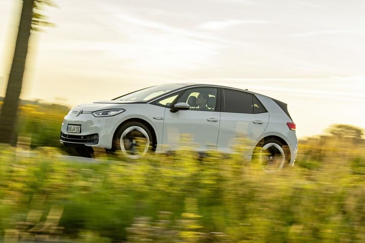 Volkswagen elektromos forradalom