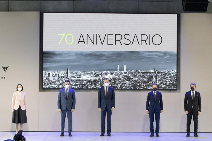 A Volkswagen-csoport, a SEAT S.A. és a spanyol kormány Spanyolországot jövőbeli e-mobilitási központként látja