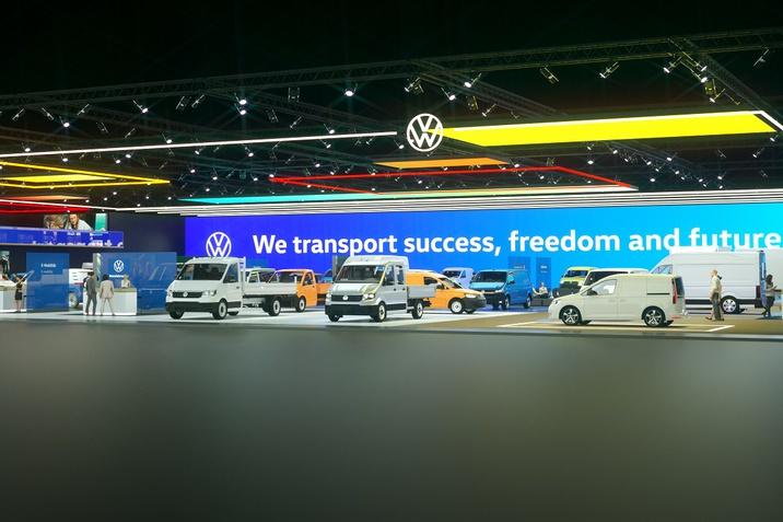 Volkswagen Haszonjárművek online kiállítás