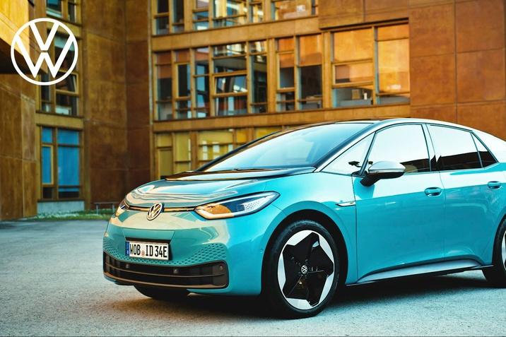 A Volkswagen ID.3 az Év Autója 2021 díj jelöltjei között