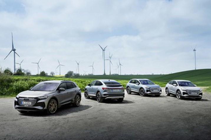 Az Audi készen áll arra, hogy átlépjen az elektromos korba