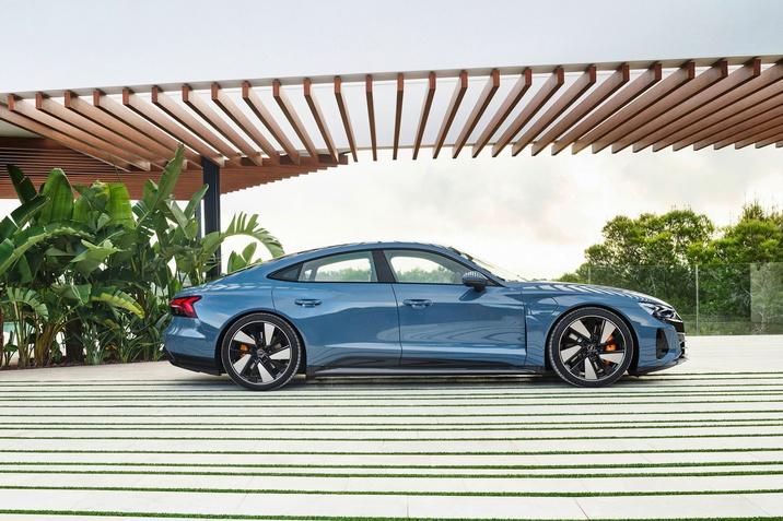 Az Audi e-tron GT