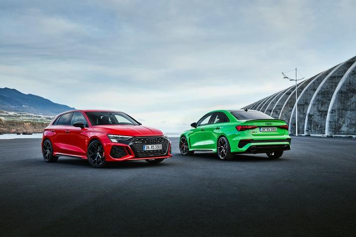 Élsportoló mindennapos használatra – Az új Audi RS 3