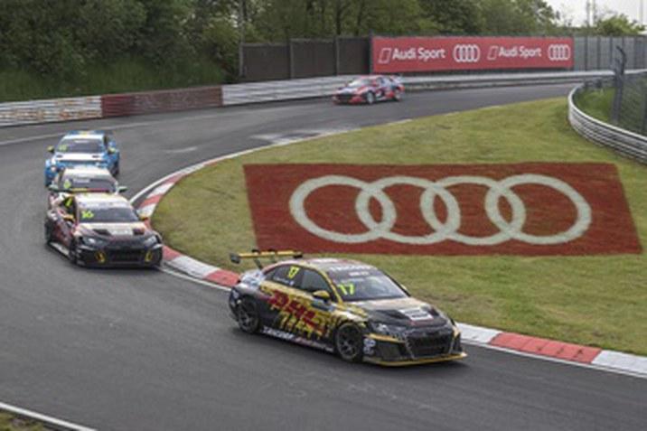 Már bemutatkozásakor megszerezte első trófeáit az Audi RS 3 LMS