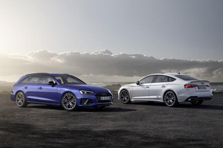 Még karakteresebb részetek – Megújult, még sportosabb külsővel érkezik az új modellévre az Audi A1, A4, A5, Q7 és Q8