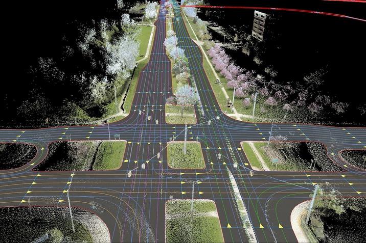 Pontos adatok a nagyobb biztonságért – A csúszós utakra figyelmezteti a járművezetőket az Audi