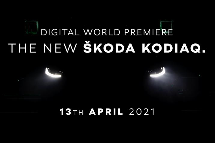 Videón mutatják be a megújult ŠKODA KODIAQ első részleteit